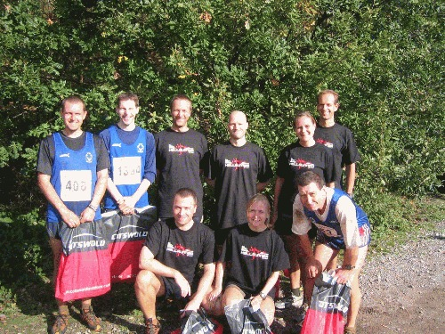 Hellrunner team Photo